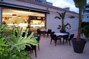 Cafetería Albir Terraza