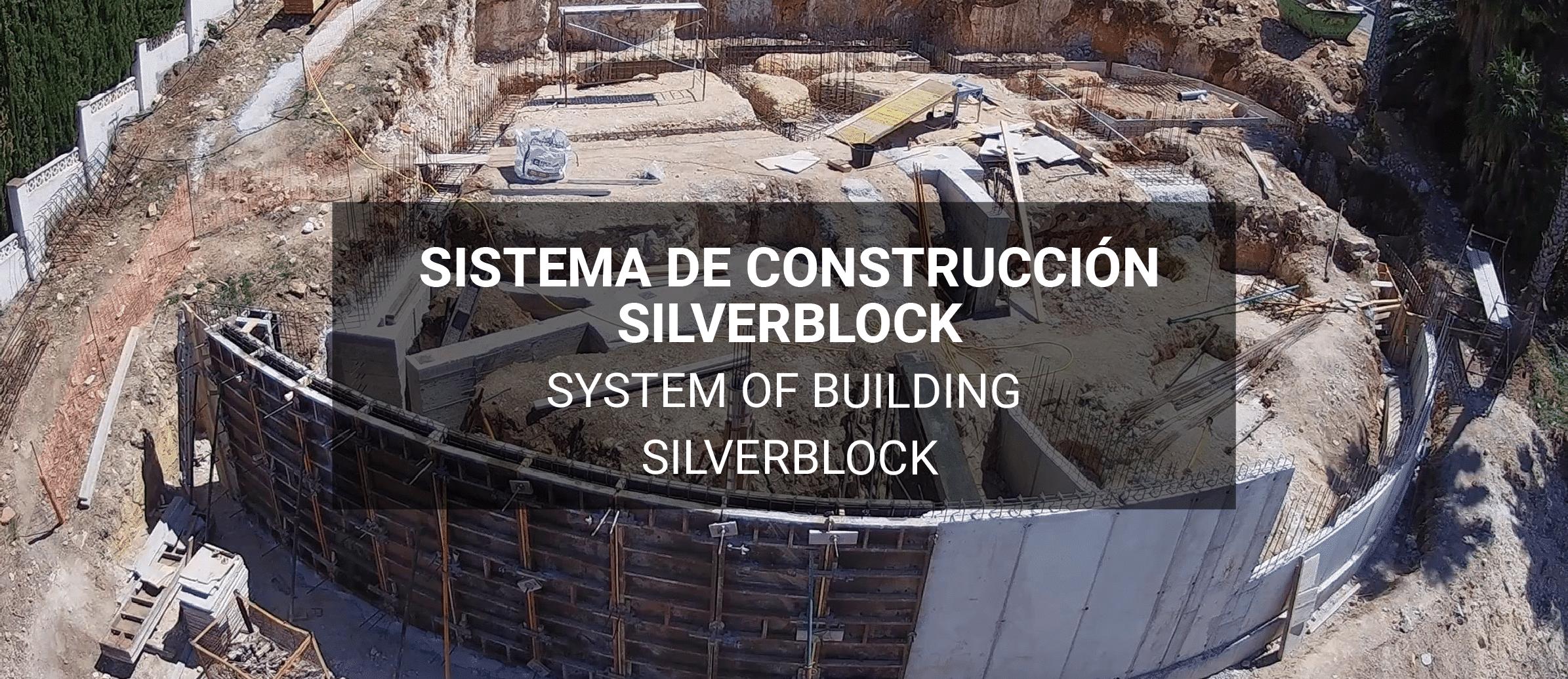 Sistema de construcción SilverBlock