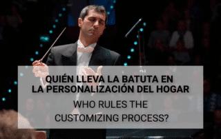 Customizing process