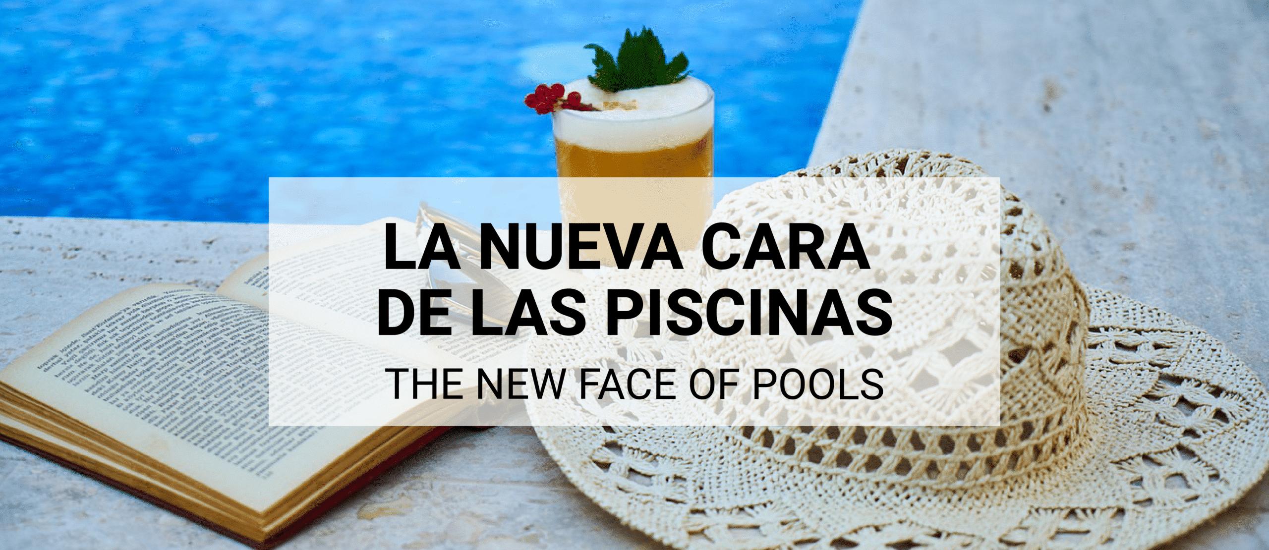 La nueva cara de las piscinas