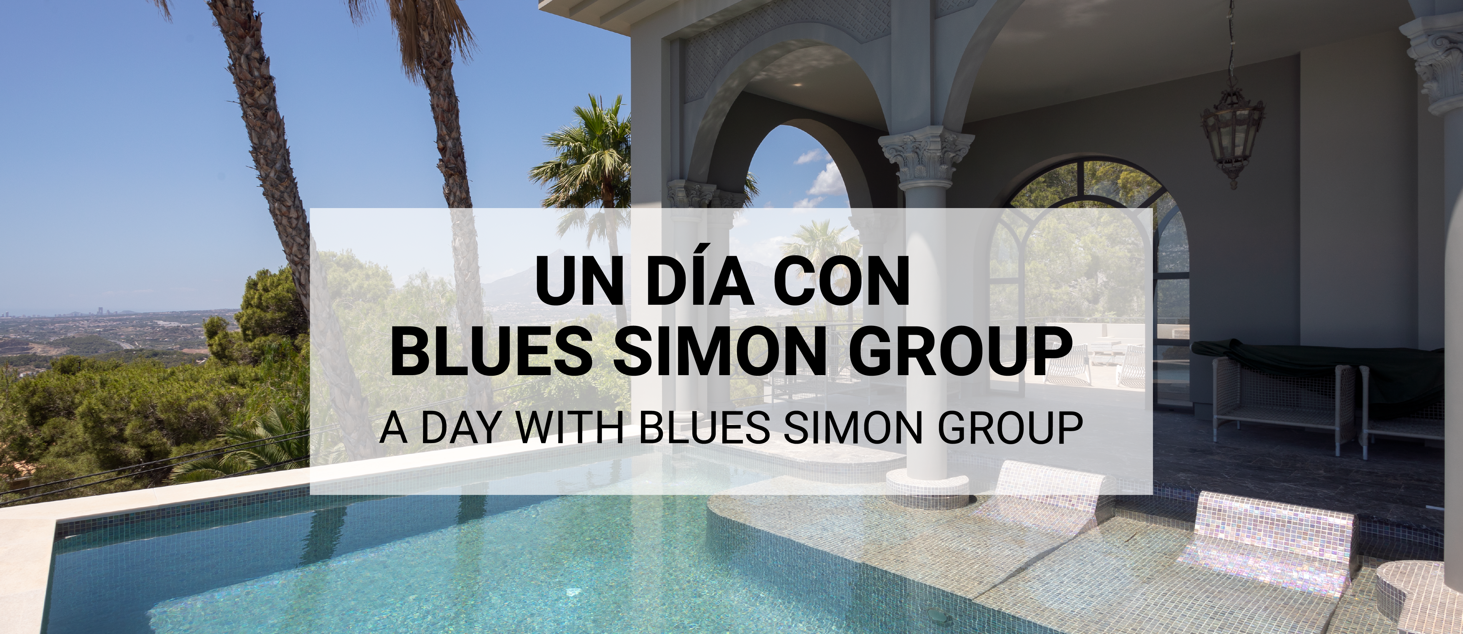 Closeness to customers. A day with Blues Simon Group